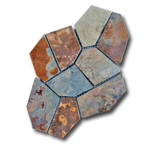 Piedra FMA61 Multicolor