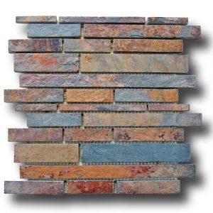 Piedra Antea Multicolor